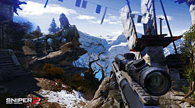 Sniper: Ghost Warrior 2 Limited Edition screen shot 1