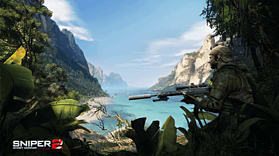 Sniper: Ghost Warrior 2 Limited Edition screen shot 9