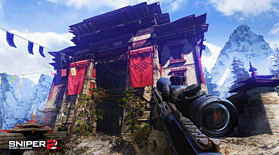 Sniper: Ghost Warrior 2 Limited Edition screen shot 5