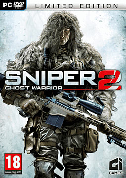 Sniper: Ghost Warrior 2 Limited Edition PC Games Cover Art