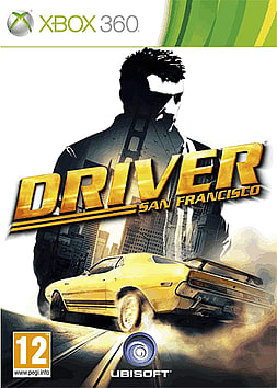 Driver: San Francisco Xbox 360 Cover Art