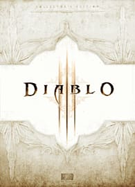 Diablo III Collector's Edition PC Software Cover Art