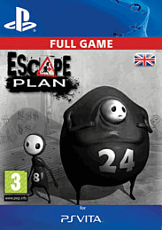 Escape Plan PlayStation Network Cover Art