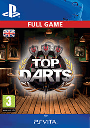Top Darts PlayStation Network Cover Art