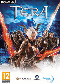 Tera PC Games Cover Art