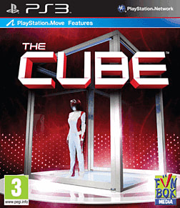 The Cube PlayStation 3 Cover Art