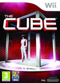 The Cube Wii Cover Art