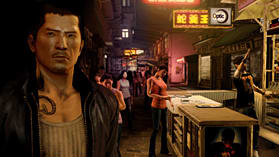 Sleeping Dogs screen shot 1