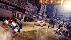 Sleeping Dogs screen shot 4