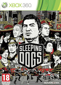 Sleeping Dogs Xbox 360 Cover Art