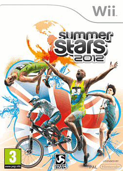 Summerstars Wii Cover Art