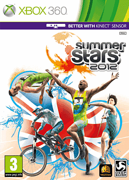 Summerstars Xbox 360 Cover Art