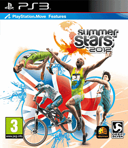 Summerstars PlayStation 3 Cover Art