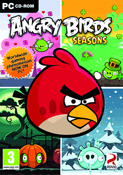 Angry Birds: Seasons PC Games Cover Art