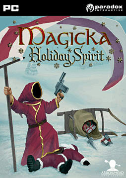 Magicka DLC: Holiday Spirit PC Games Cover Art