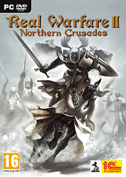 Real Warfare 2: Northern Crusades PC Games Cover Art
