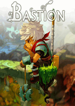 Bastion PC Games Cover Art
