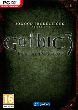 Gothic 3 Forsaken Gods Enhanced Edition PC Games