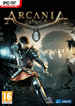 ArcaniA Gothic 4 PC Games Cover Art