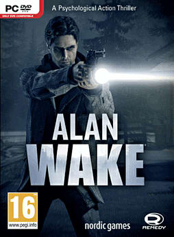 Alan Wake: Special Edition PC Games Cover Art