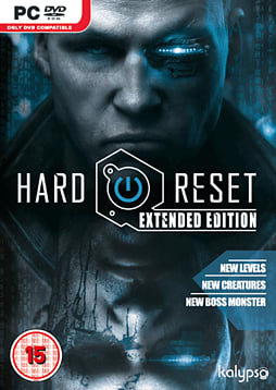 Hard Reset: Extended Edition PC Games Cover Art
