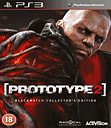 Prototype 2 Blackwatch Collector's Edition PlayStation 3