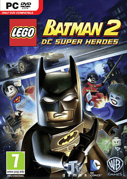 LEGO Batman 2 PC Games Cover Art