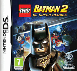 LEGO Batman 2 DSi and DS Lite Cover Art