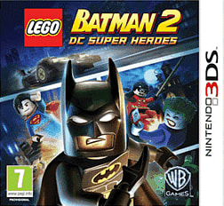 LEGO Batman 2 3DS Cover Art