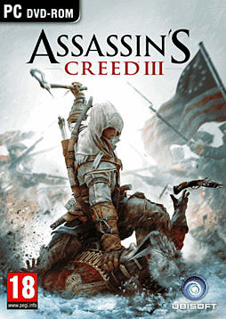 Assassin's Creed III PC Games Cover Art