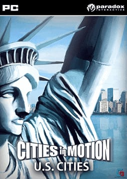 Cities in Motion: US Cities (DLC) PC Games Cover Art