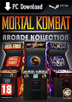 Mortal Kombat: Arcade Kollection PC Games Cover Art