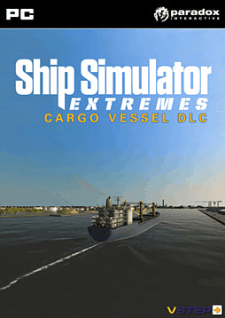 Ship Simulator Extremes: Cargo Vessel DLC PC Games Cover Art