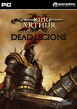 King Arthur II: Dead Legions PC Games Cover Art
