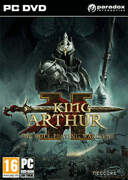 King Arthur II PC Games Cover Art