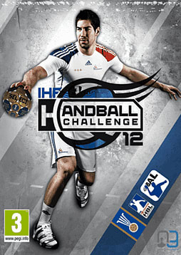 IHF Handball Challenge 12 PC Games Cover Art