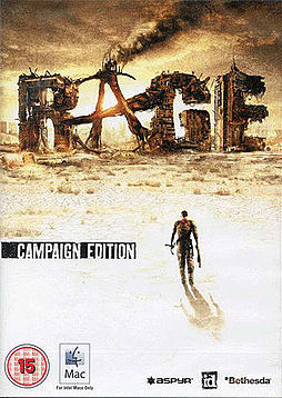 RAGE: Campaign Edition (MAC) Mac Cover Art
