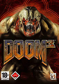 Doom 3 (MAC) Mac Cover Art