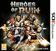 Heroes of Ruin 3DS