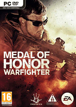 Medal Of Honor: Warfighter PC Games Cover Art