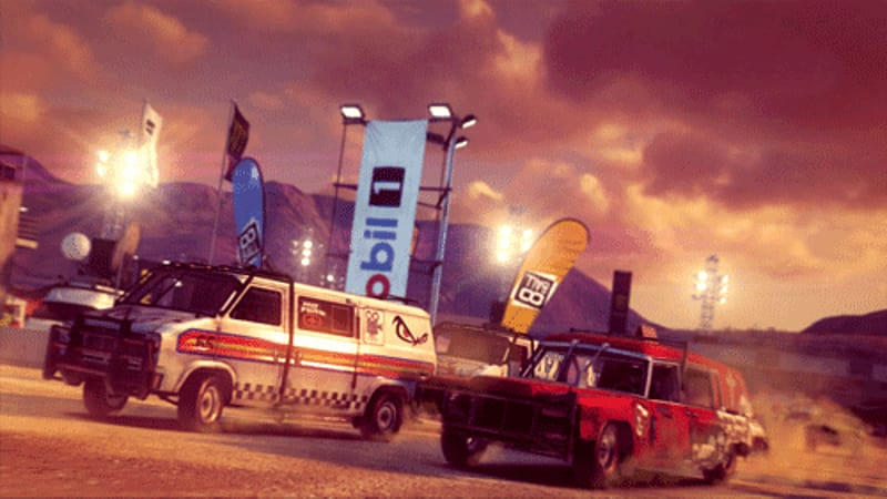 Arcade style racing at the fore in DiRT Showdown on PS3 and Xbox 360