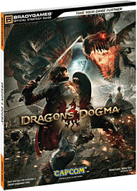 Dragon's Dogma Official Signature Series Strategy Guide Strategy Guides and Books 
