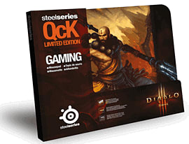 SteelSeries QcK Diablo III Gaming Surface - Monk Accessories 