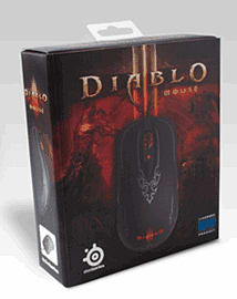 SteelSeries Diablo III Gaming Mouse Accessories