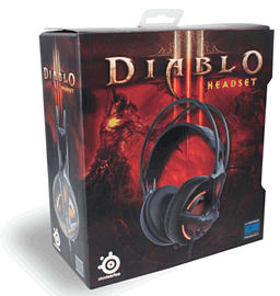 SteelSeries Diablo III Headset for PC Accessories