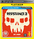 Resistance 3 - Platinum Edition PlayStation 3