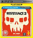 Resistance 3 - Platinum Edition PlayStation 3