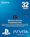 PS Vita 32GB Memory Card Accessories