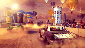DiRT Showdown Hoonigan Edition - GAME Exclusive screen shot 5