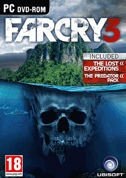 Far Cry 3 Lost Expeditions Edition PC Games Cover Art